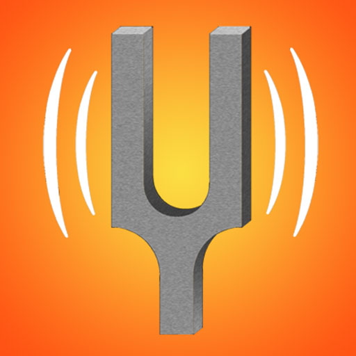 Stay In Tune - Chromatic tuner app icon